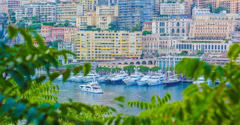 سفر به موناکو