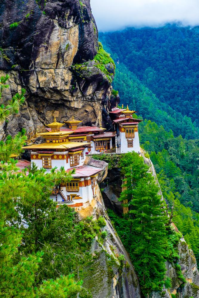 مقاصد گردشگری - بوتان