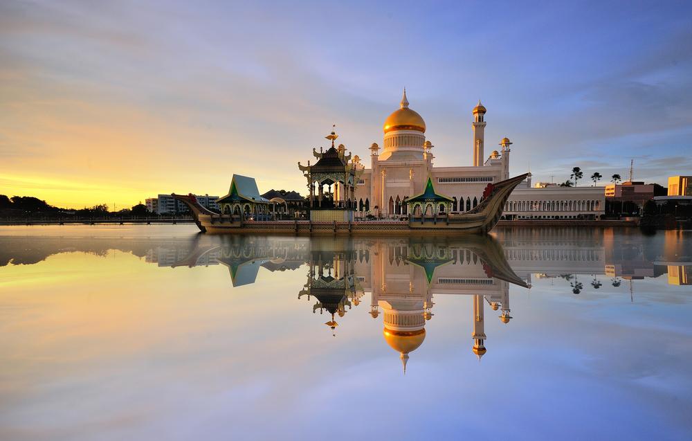 مقاصد گردشگری - برونئی