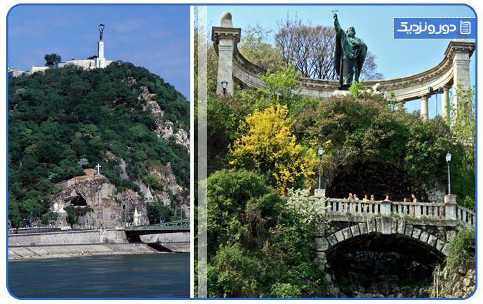 مشهورترین جاذبه های گردشگری بوداپست