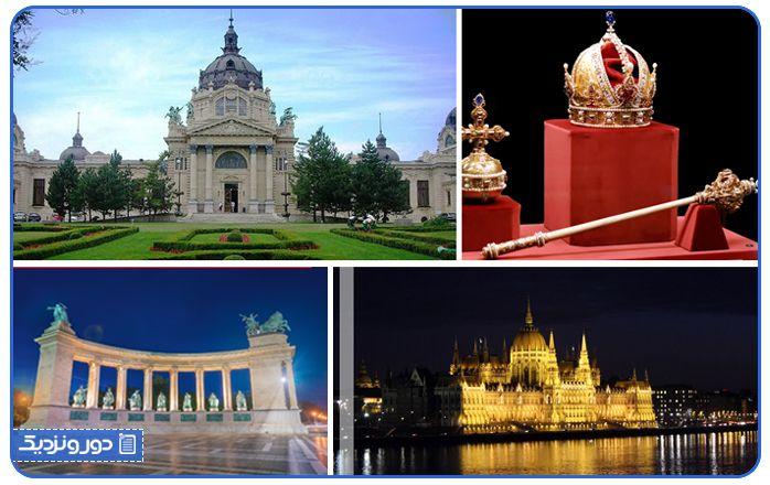دیگر مکان های تفریحی بوداپست