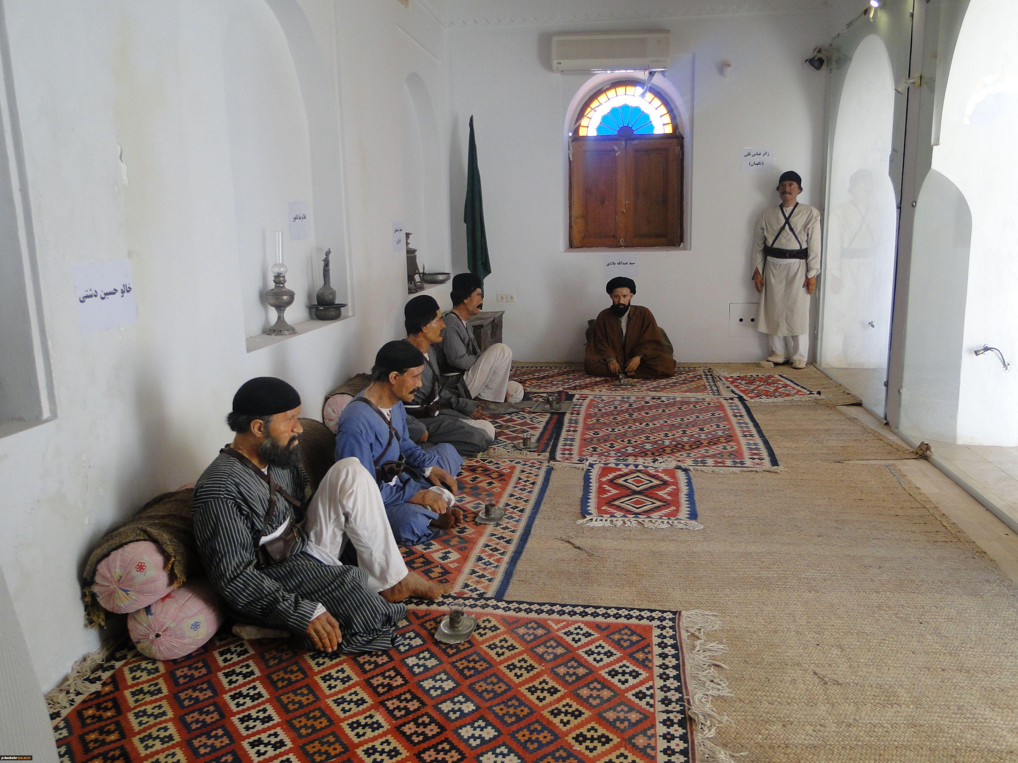 موزه رئیس علی دلواری