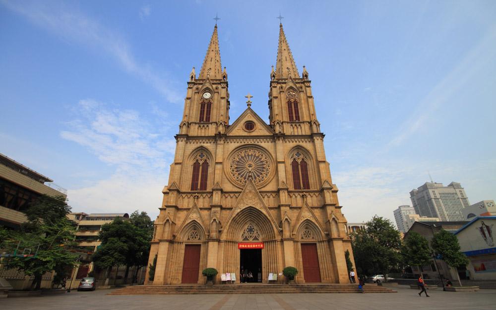 کلیسای جامع قلب مقدس
