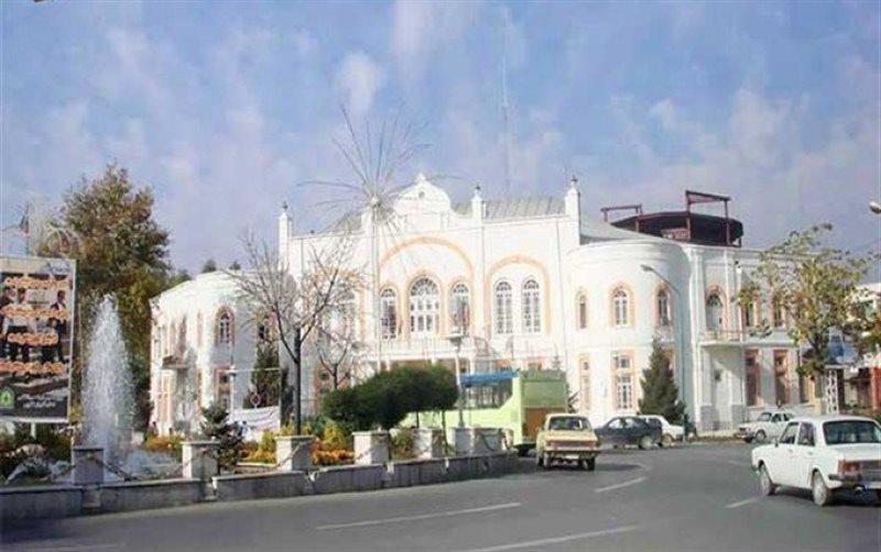 ساختمان شهرداری ارومیه