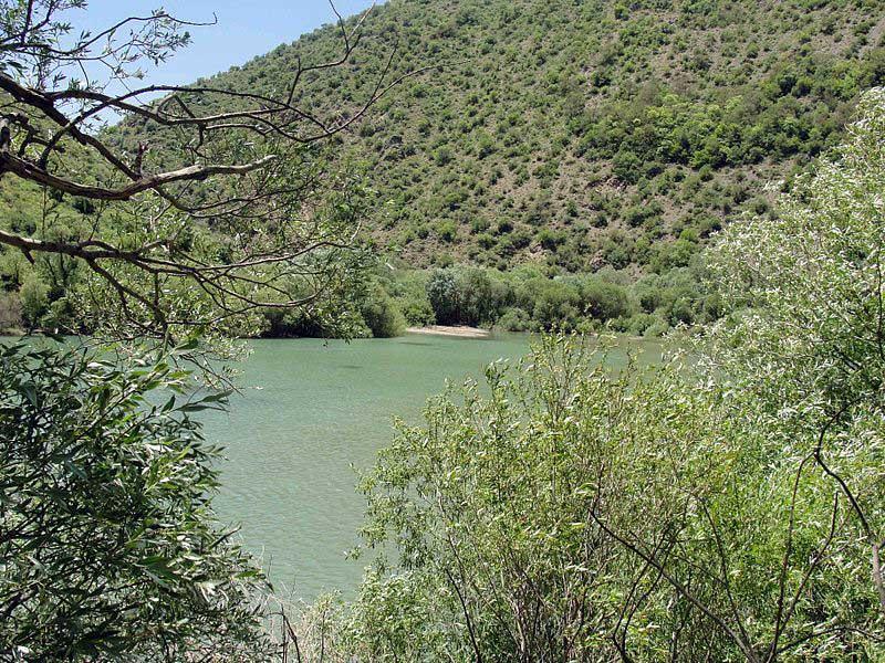 دریاچه مارمیشو از دیگر جاذبه های گردشگری ارومیه