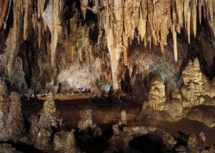 غار کناتاریکه از دیگر جاذبه های گردشگری ایلام