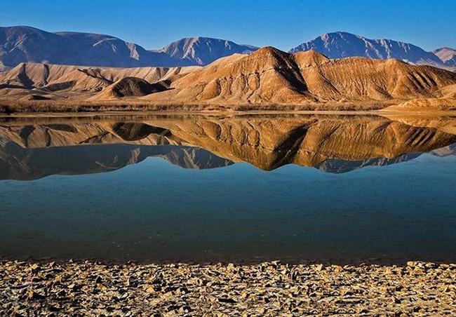 بند خاکی علی آباد از جاذبه های گردشگری بجنورد