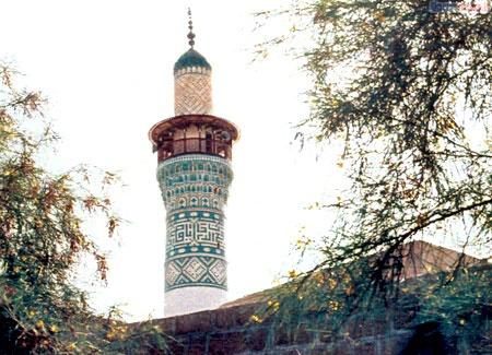 مسجد خداداد از جاذبه های گردشگری بندر لنگه
