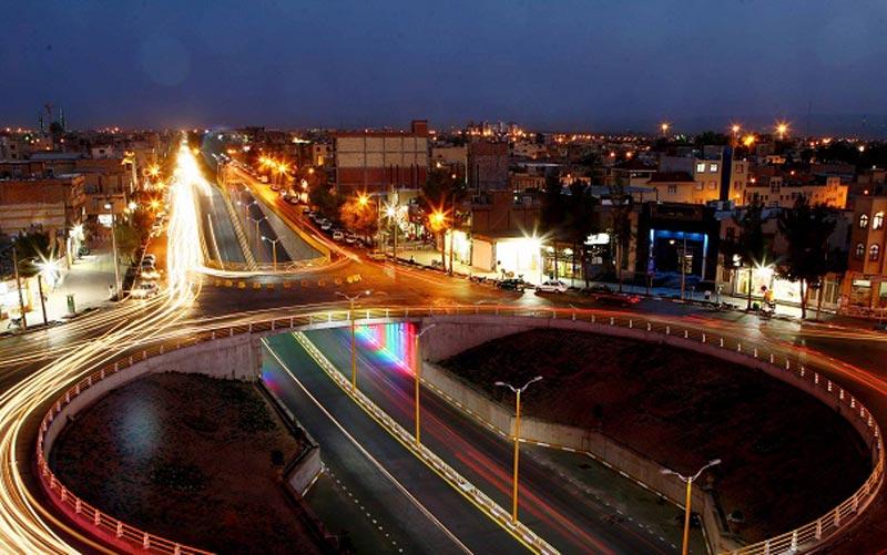 معرفی شهر رفسنجان