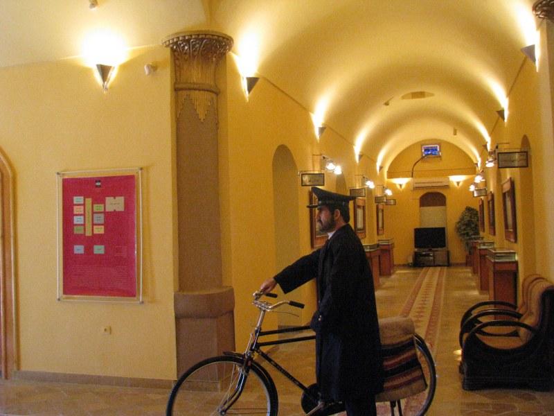 موزه پست و ارتباطات زاهدان