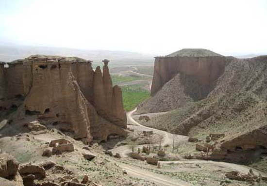قلعه بهستان