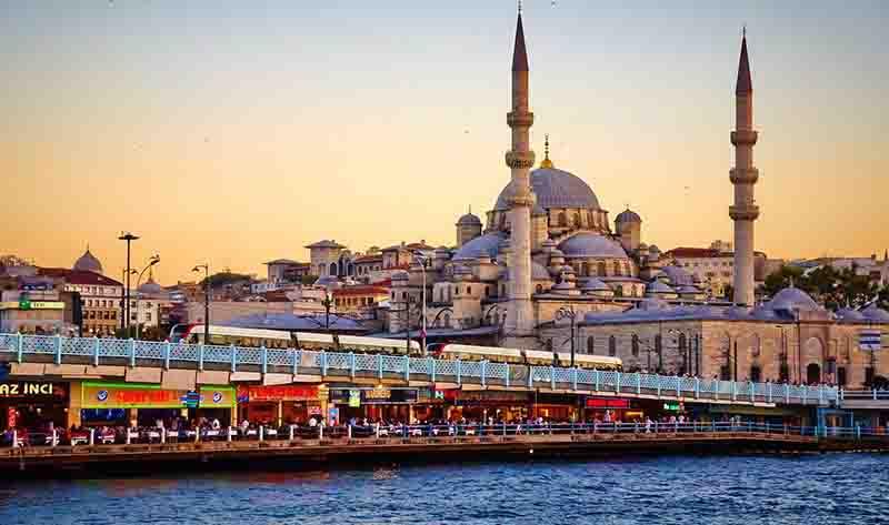 قسمت آسیایی استانبول