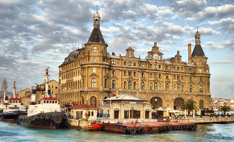 جاذبه های قسمت آسیایی استانبول