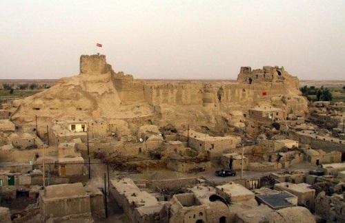 قلعه سه کوهه از جمله آثار تاریخی زابل