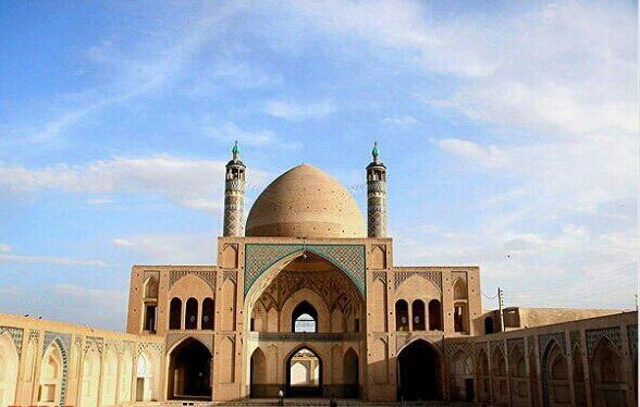 مسجد جامع عضدی از جاذبه های گردشگری سیرجان