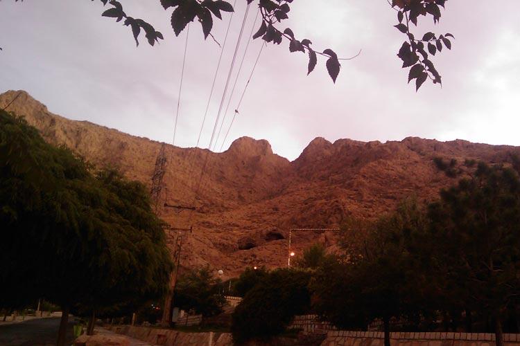 مناظر طبیعی کرمانشاه