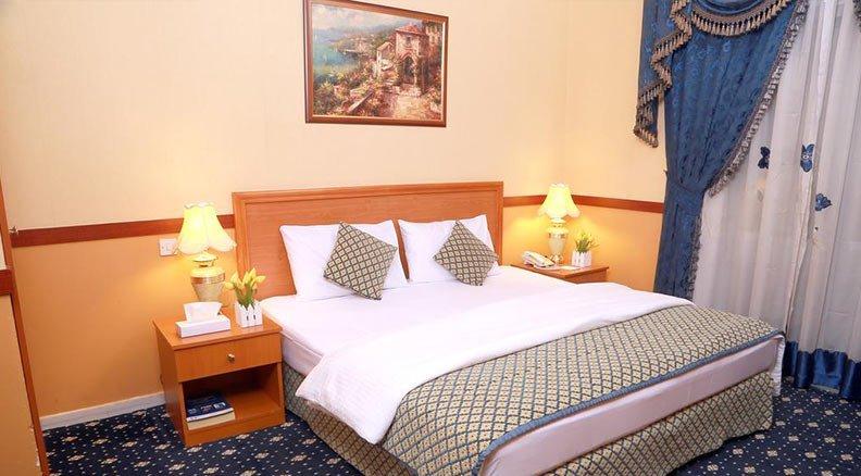 هتل صدف دبی اقامتگاهی مناسب در این شهر