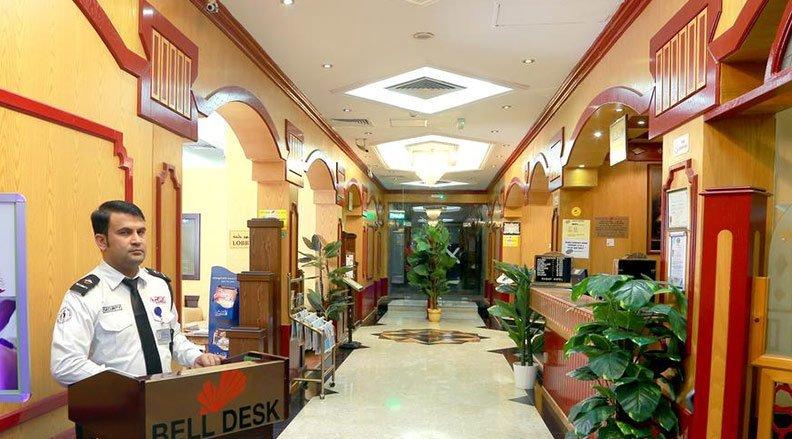 رستوران و کافی شاپ های هتل صدف دبی