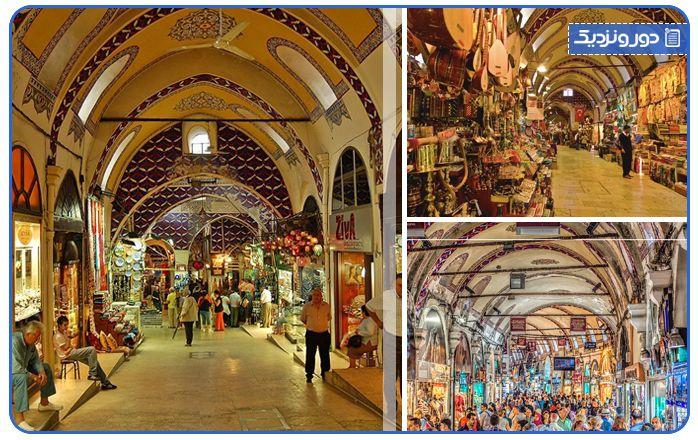 بازار بزرگ استانبول