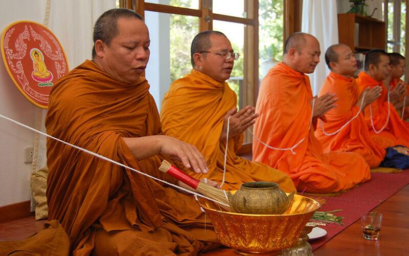 آداب و رسوم و  فرهنگ مردم تایلند