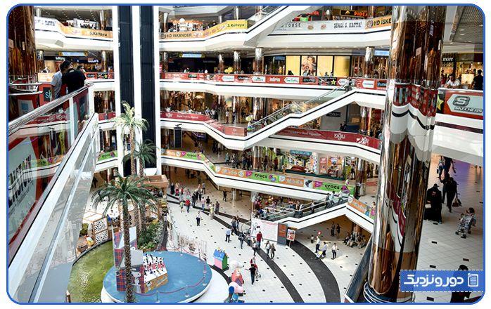 امکانات مرکز خرید جواهر استانبول