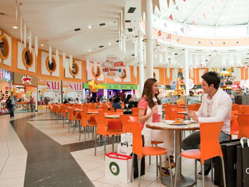 مشهورترین مراکز خرید بلک آنتالیا