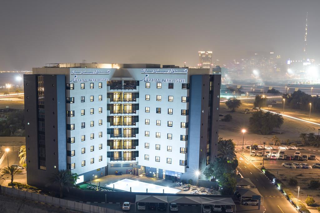 هتل پارک اریبیان دبی