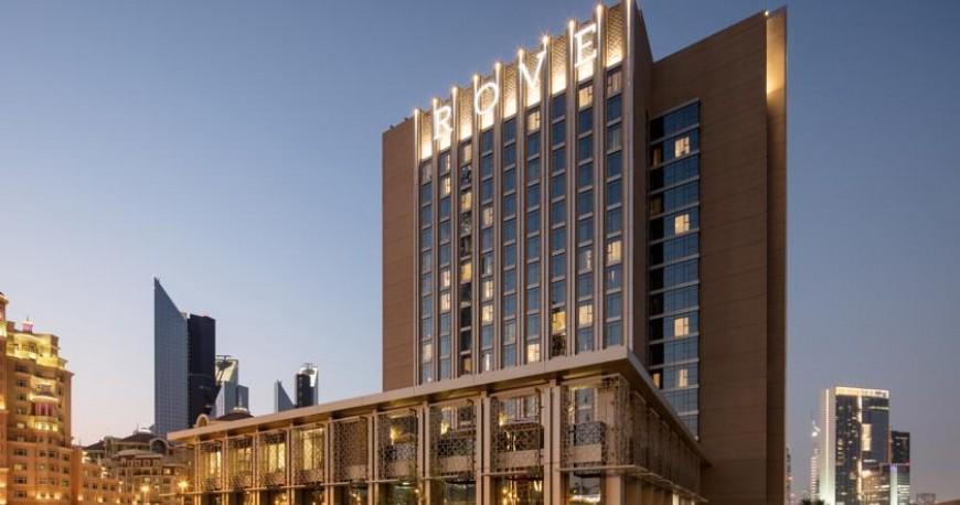 هتل 3 ستاره روو در دبی