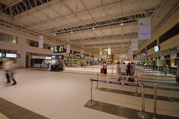 امکانات فرودگاه آنتالیا