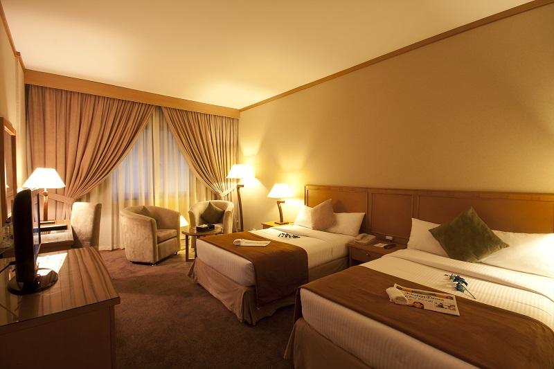 هتل هالمارک دبی