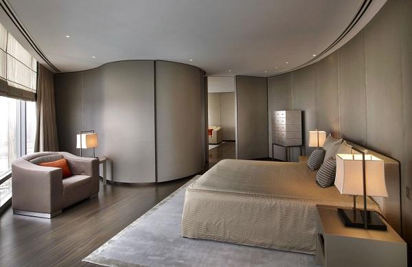 هتل آرمانی از هتل های نزدیک دبی مال