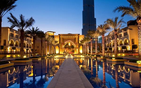 هتل The Palace Downtown Dubai