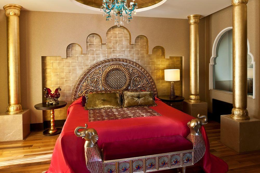 محل های اقامت هتل اسپایس آنتالیا