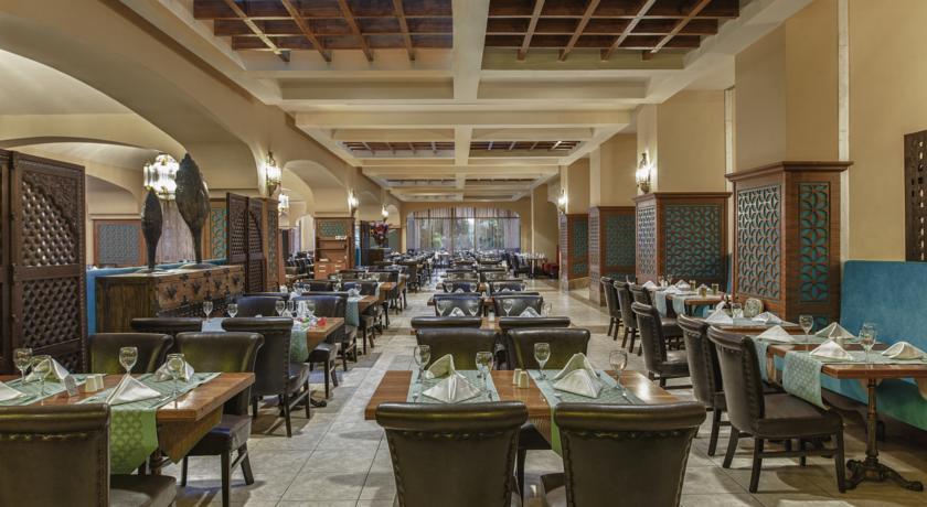 رستوران های هتل اسپایس آنتالیا