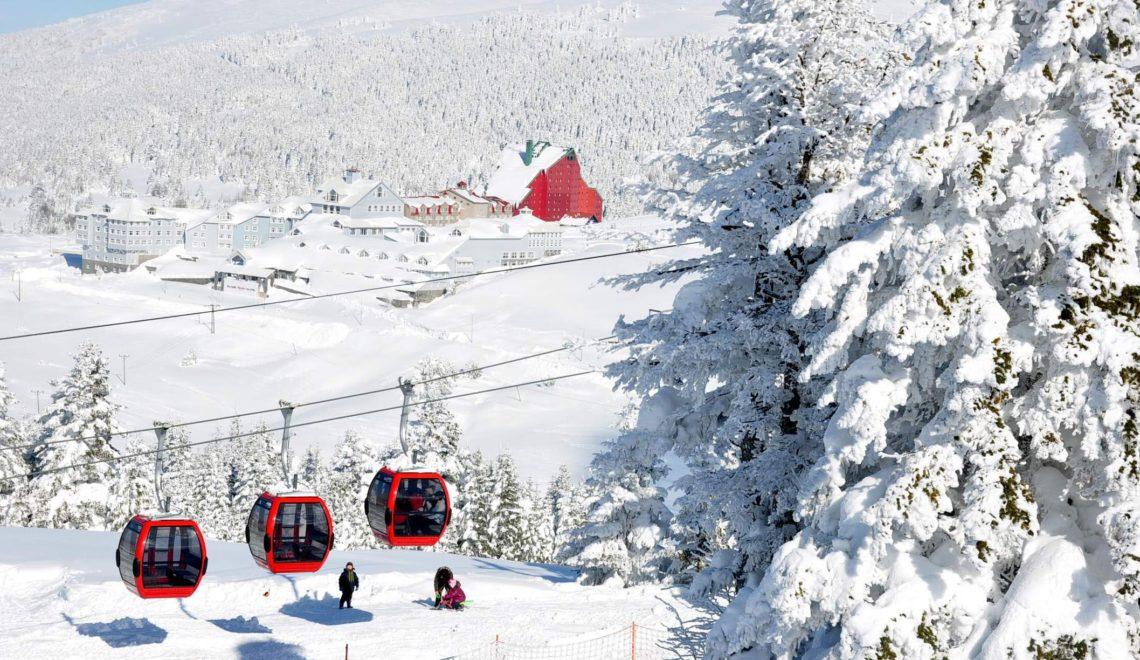 سفر به شهر زیبای آنتالیا در زمستان