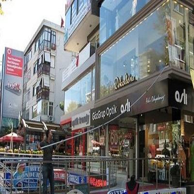 فروشگاه های خیابان بغداد استانبول