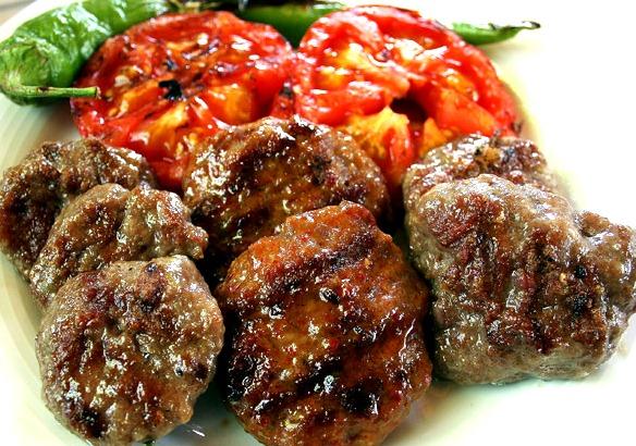 کوفته از غذاهای ترکیه