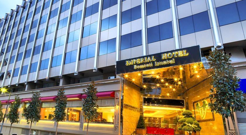 هتل امپریال استانبول