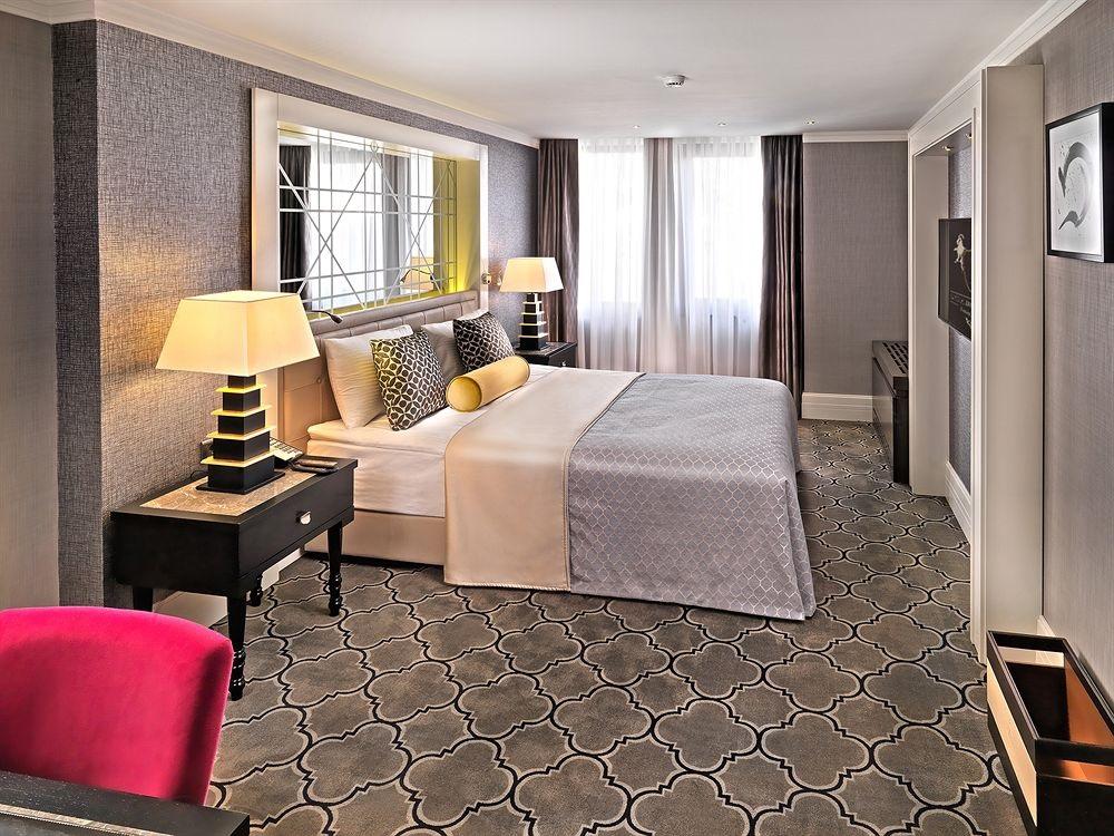 اتاق های هتل امپریال
