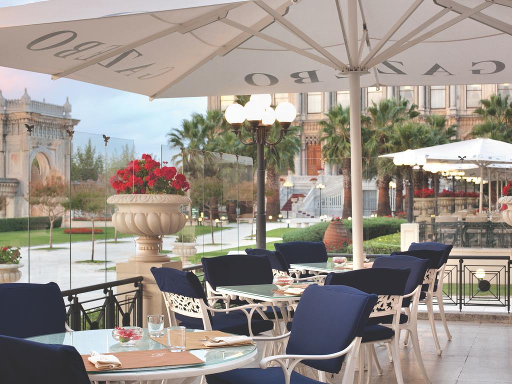 امکانات هتل چراغان استانبول