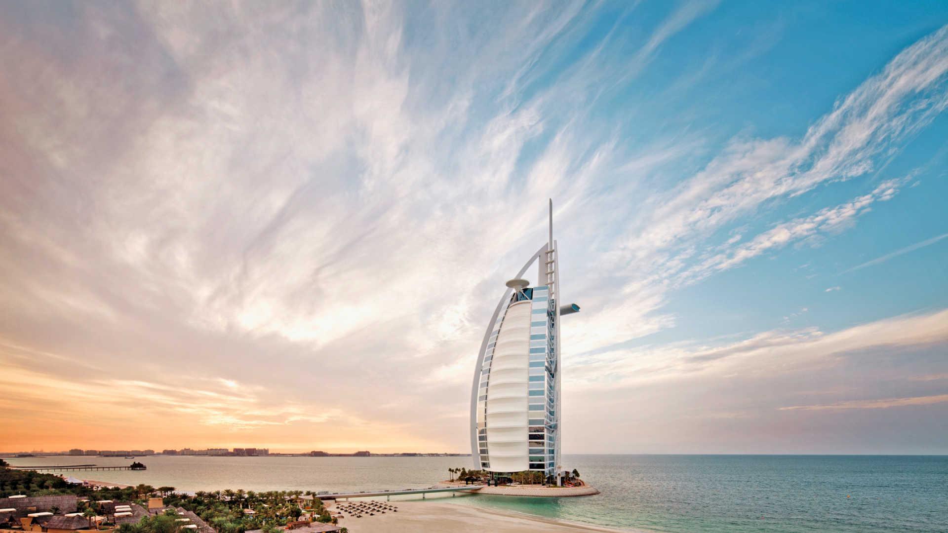 هتل برج العرب جمیرا دبی