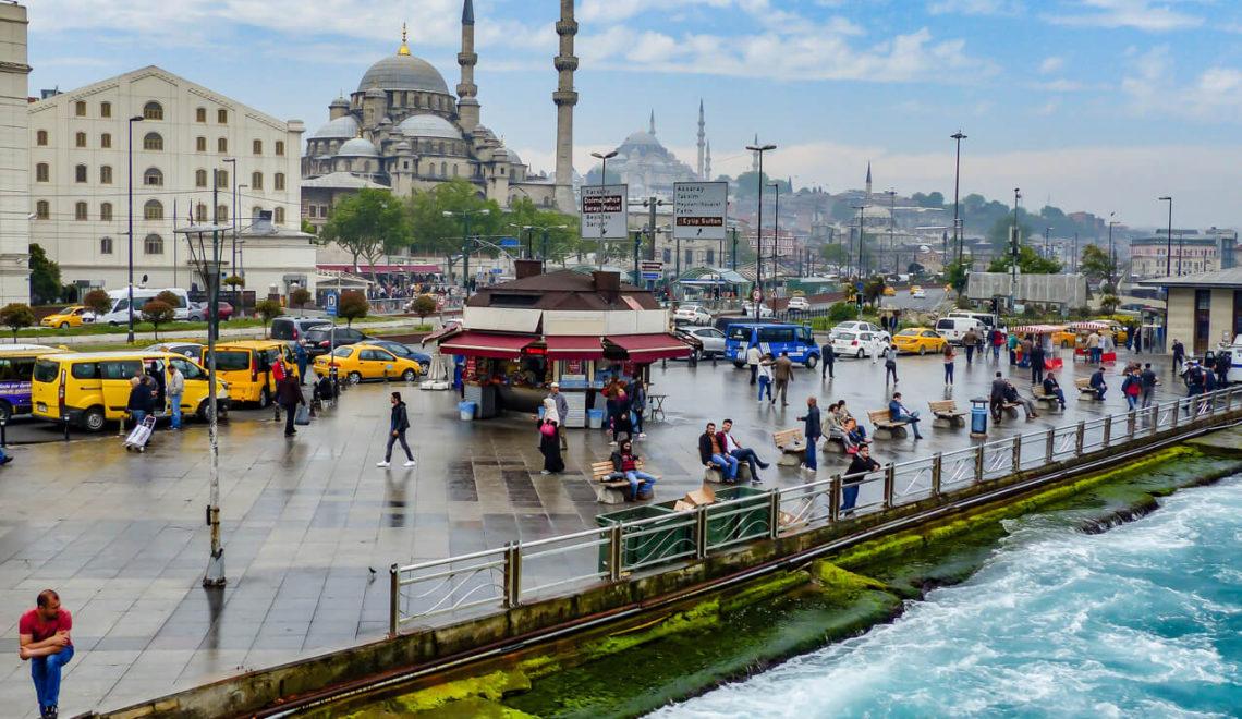 فاصله ازمیر تا استانبول