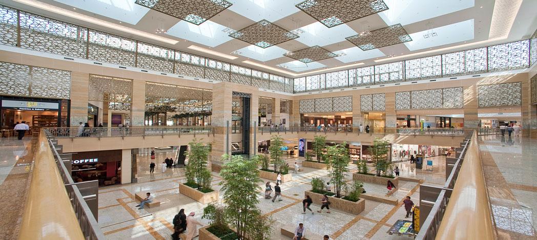 مرکز خرید میردف از مراکز خرید دبی