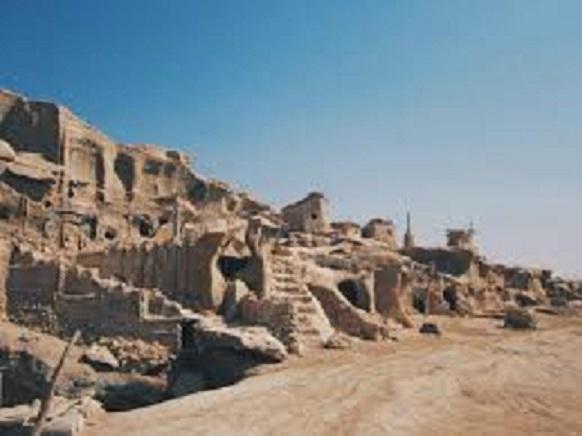 آثار تاریخی روستای بندو از دیدنیهای عسلویه