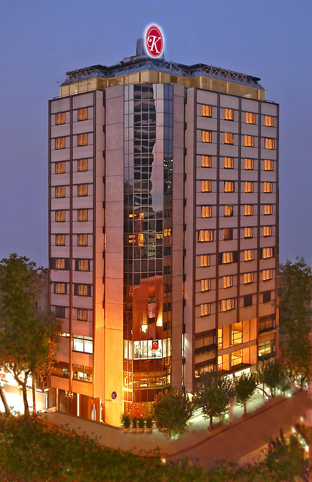 بهترین هتل های ۵ ستاره ازمیر