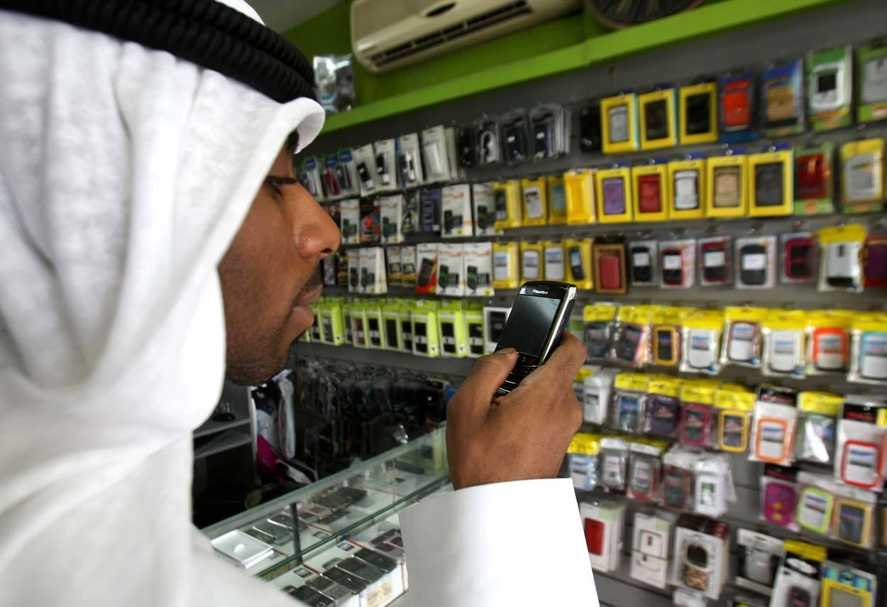 مراکز خرید موبایل در دبی