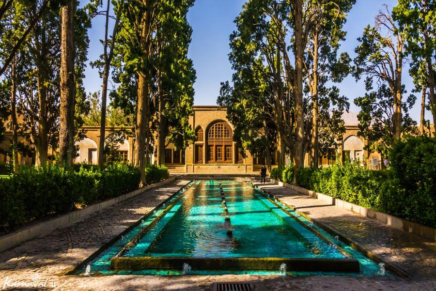 حمام و باغ فین شهر کاشان