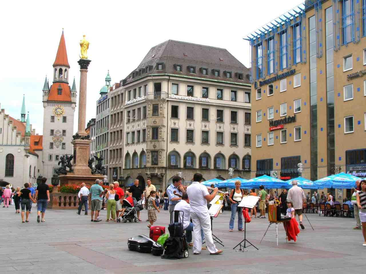 خیابان  Schildergasse شهر کلن