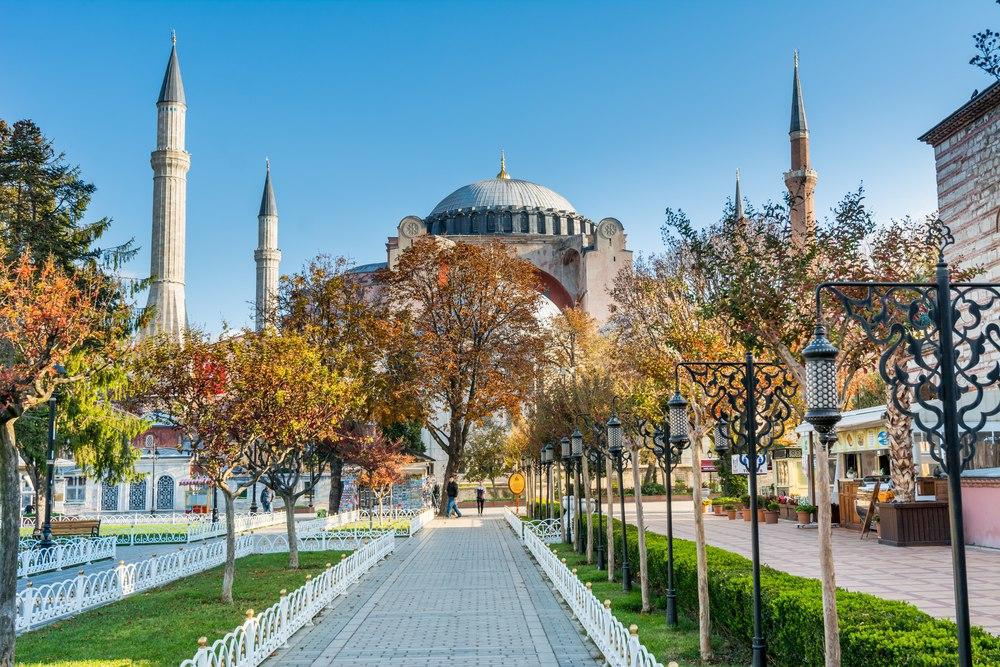 هوای استانبول در پاییز