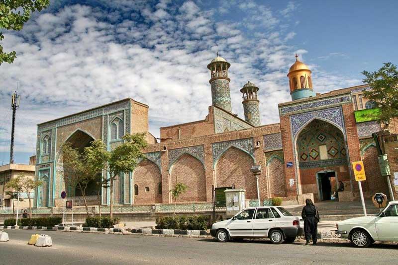 مسجد جامع سنندج (دارالاحسان)